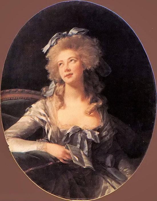 格兰德夫人的画像