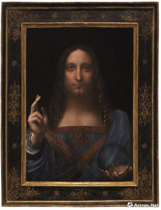 莱昂纳多·达·芬奇(1452 -1519)