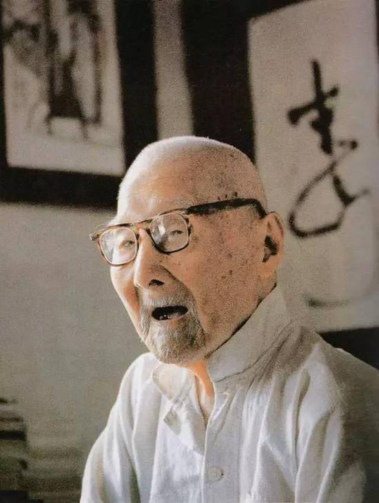 苏局仙110岁留影
