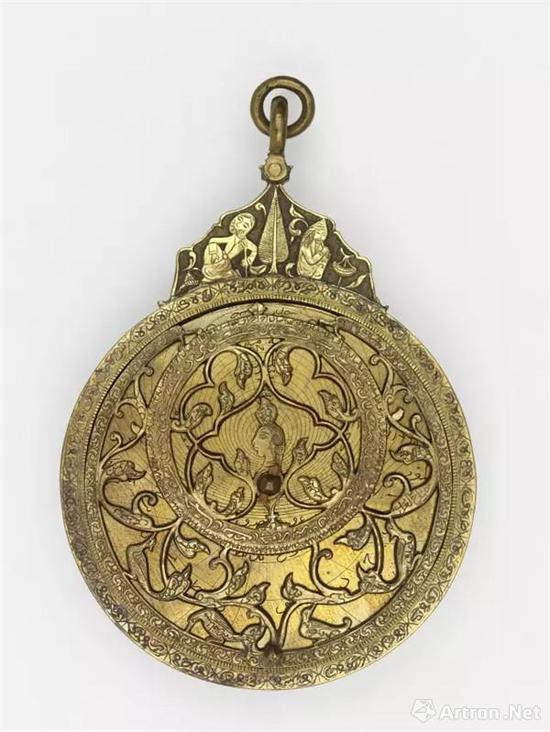 《星盘》,伊朗,18 世纪?V&A.webp
