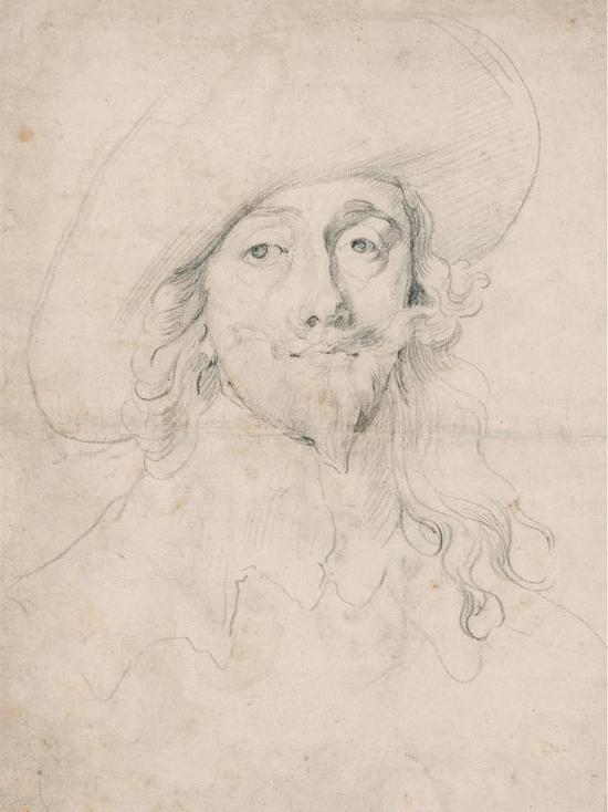 被送上断头台的查理一世 是国王更是超级收藏家