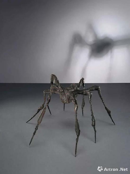 路易斯·布尔乔亚 《Spider III》 473.375万英镑