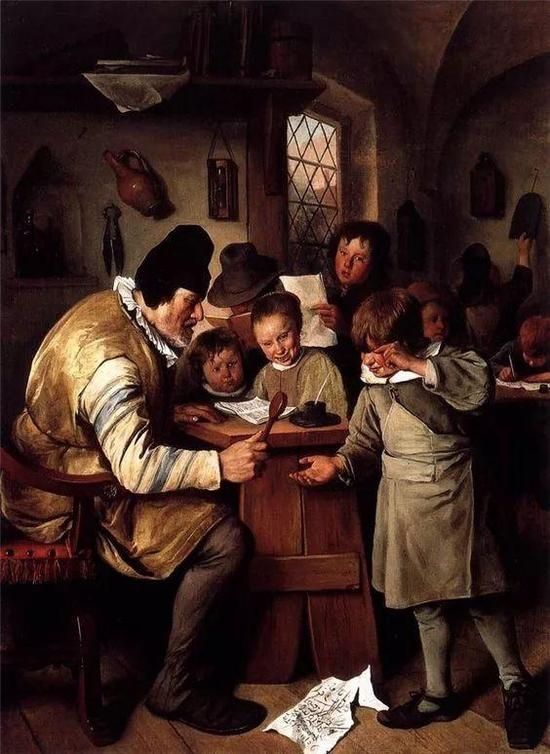 Jan Steen School teacher
