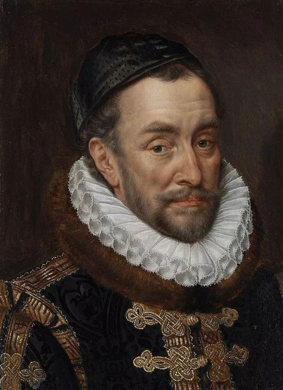 威廉亲王 1570–1584