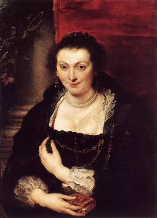 Portrait of Isabella Brant 1626