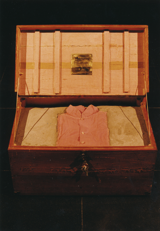 衣箱,1995年