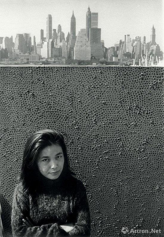 纽约时期的草间弥生