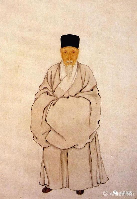 陈继儒((1558~1639年)