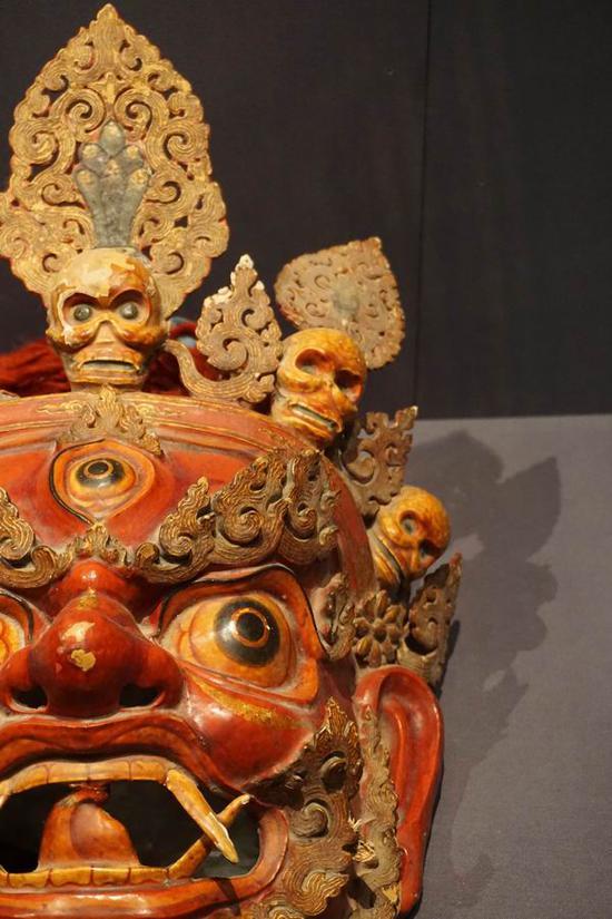 江森护法神面具