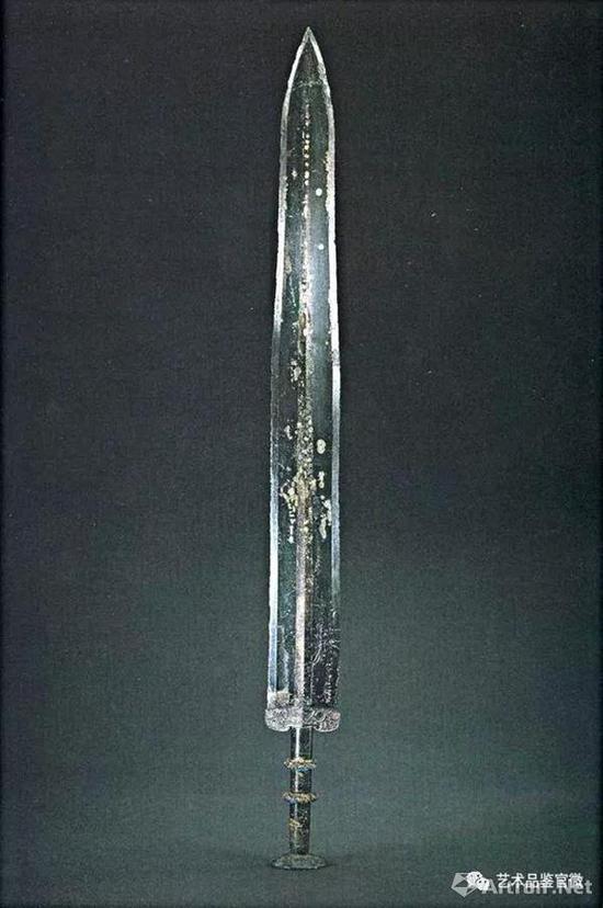 越王州句复合剑