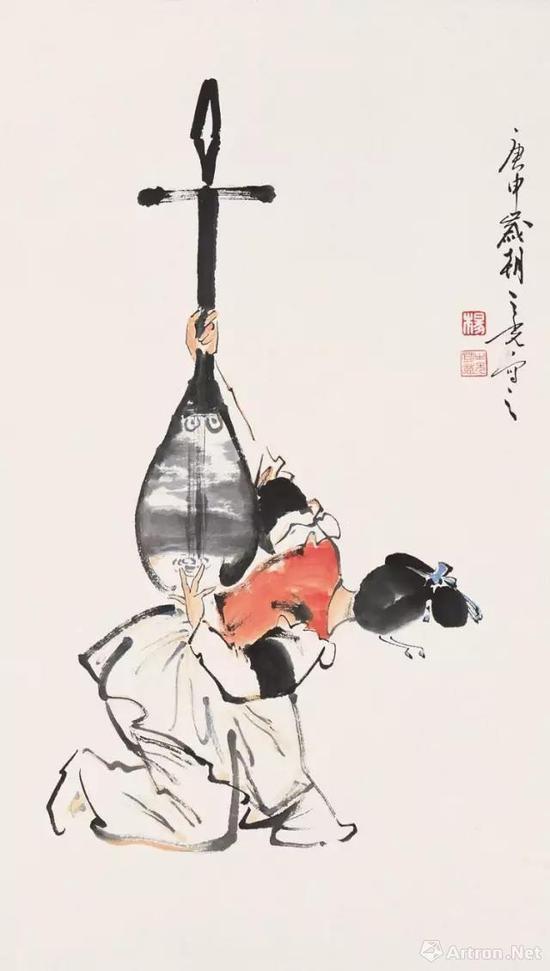 杨之光 舞蹈人物