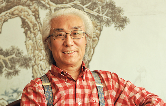 陶瓷艺术家戴荣华