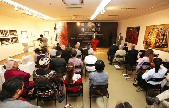 《灵之所在,魂之所系——匈牙利艺术研究院作品展》今日美术馆举办