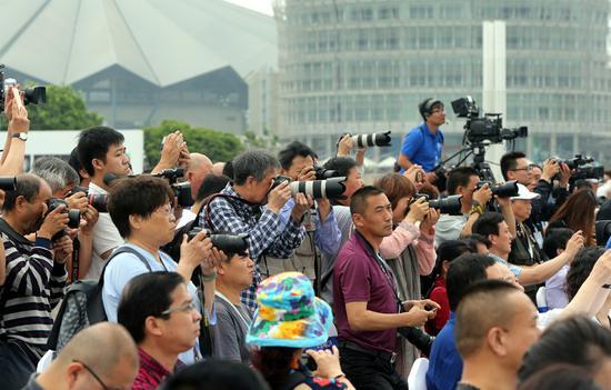 本次节展吸引了众多摄影家和摄影爱好者关注