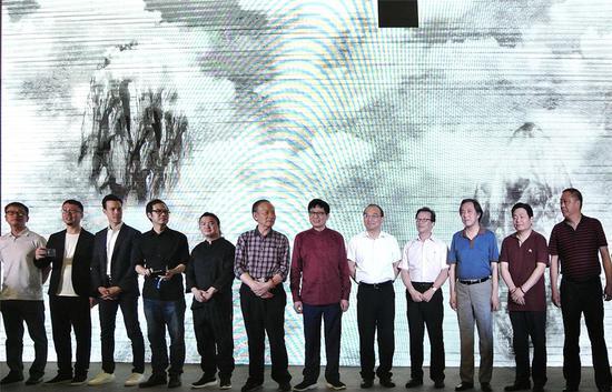 首个大型国际水墨艺术博览会于杭州举办