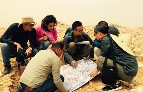 中国科学家利用空间考古技术 发现10处古罗马考古遗存