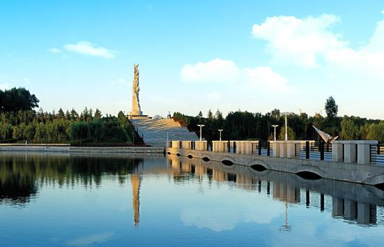 长春世界雕塑公园:中国传播非洲文化的重要窗口