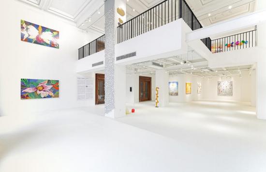 蓝骑士上海艺术空间开幕首展,Thierry Feuz 个展《血液里的浪漫》,2021