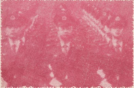 南溪 《雄赳赳扛着枪》 中国宣纸、中国画颜色、中国画墨汁 124x188cm 2012