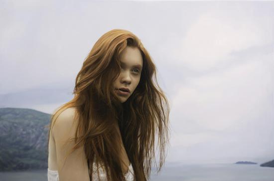 Sonia 布面油画 Oil on canvas 91x137cm 2018