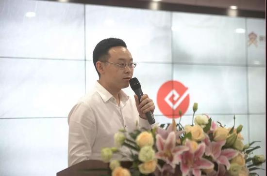 深圳文交所总经理助理塞夫详解掌柜文化金服业务