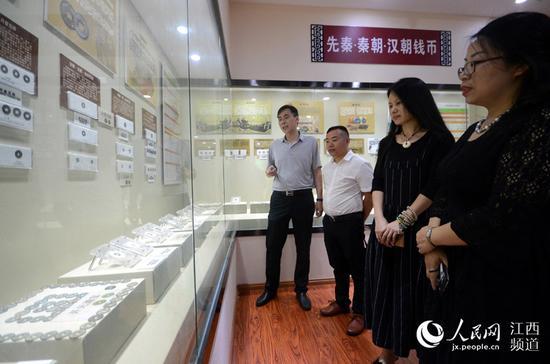 江西首家钱币博物馆