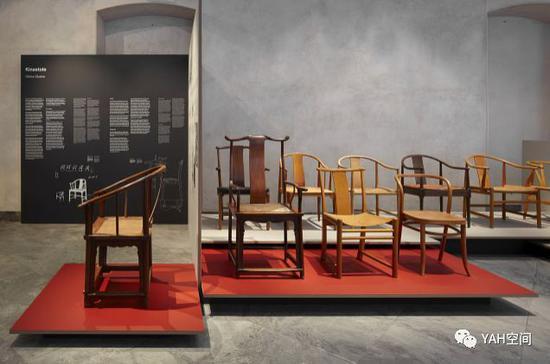 于台北Just one good Chair 百年纪念展展出
