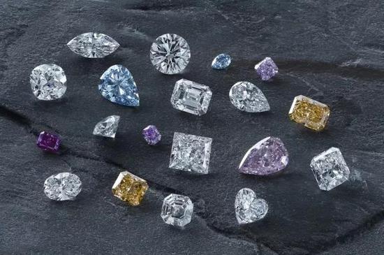 GIA关于钻石净度的解读