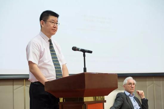 北京外交人员房屋服务公司副总经理刘勇