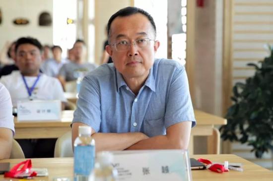 烟台市规划局经济技术开发区分局张越副局长