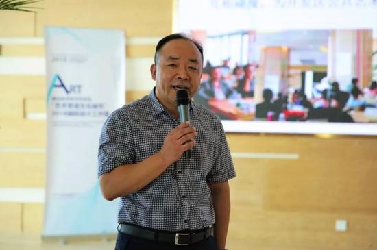 烟台市规划局经济技术开发区分局刘增贵局长