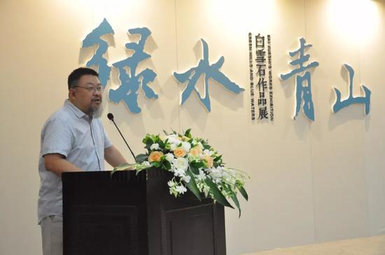 清华大学美术学院副院长方晓风教授