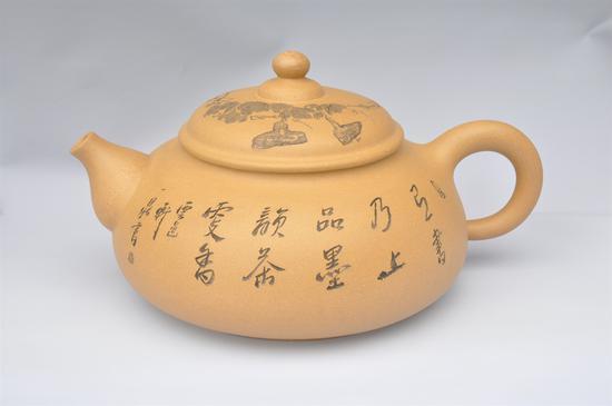 宝葫芦 艺术家张彩英作品