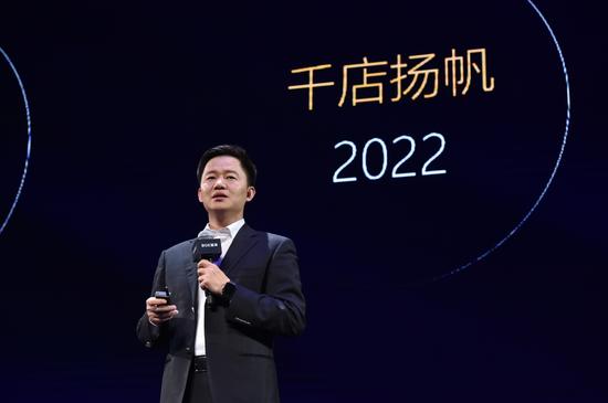 BOE(京东方)副总裁、B2C OMO行销平台总经理柳伟