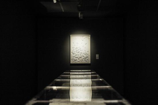 德基美术馆8F 虫洞板块《时间简谱·故复流衍》