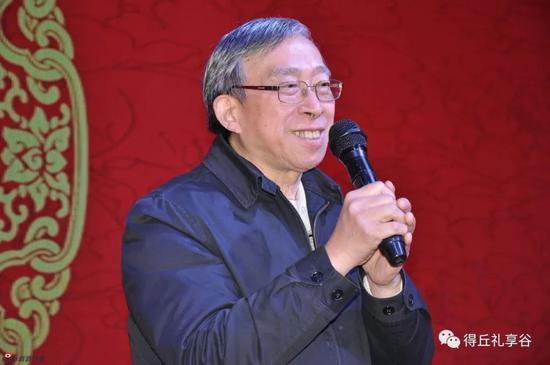 陈燮君老师致辞