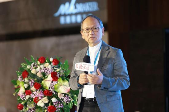 """世界著名陶瓷产销集团""""法蓝瓷""""公司创始人、董事长陈立恒"""