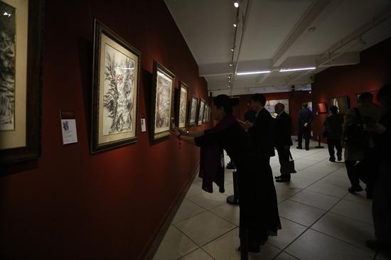 展览现场 摄影:武广宇
