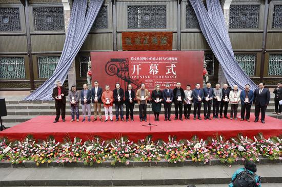 赵海峰为18名首批委员专家颁发聘书摄影:武广宇
