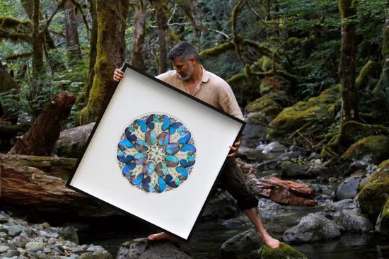 装饰艺术:Christopher Marley 自然艺术