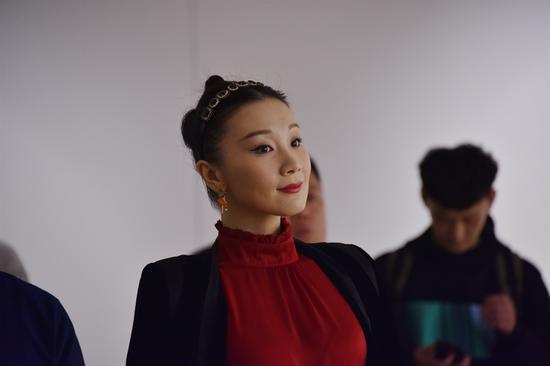 旅德芭蕾舞蹈艺术家邱思婷