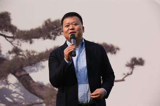 开幕式学术总监颜明老师致辞5