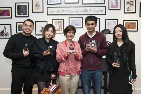 方迪、付晓东、佳玥、欧阳苏龙、陈哲
