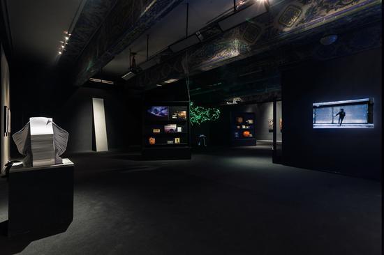 2018艺术8·中国青年艺术家奖联展 现场