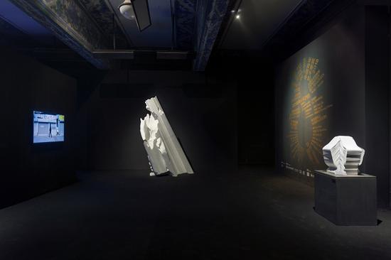 2018艺术8·中国青年艺术家奖联展欧阳苏龙获中国青年艺术家奖