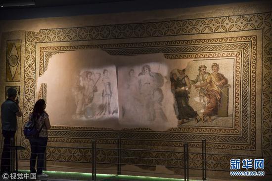 泽乌玛马赛克博物馆的镇馆之宝——吉普赛女孩缺失的部分将被归还