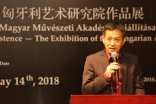 中国艺术研究院副院长 牛根富