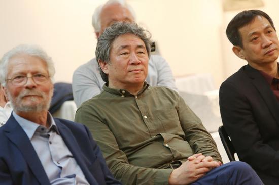 中国艺术研究院副院长 谭平