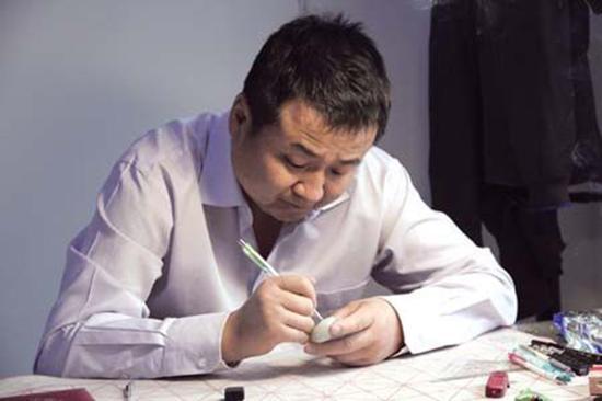 新晋中国工艺美术大师樊军民实力与日俱增