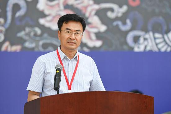 吉林师范大学党委书记许才山致欢迎辞